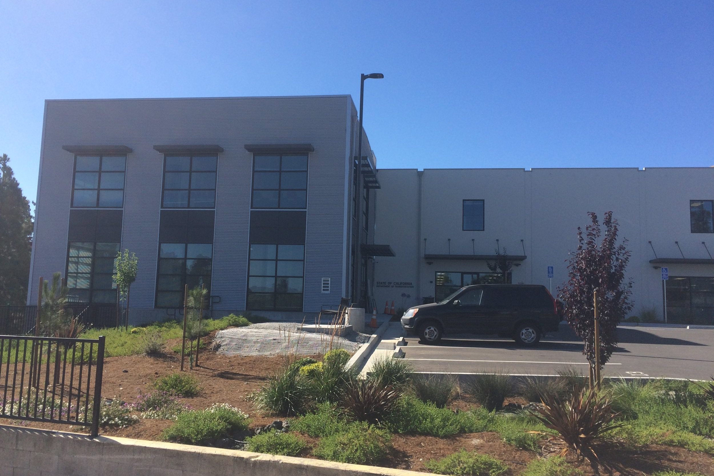 Caltrans District 5 - LEED Silver