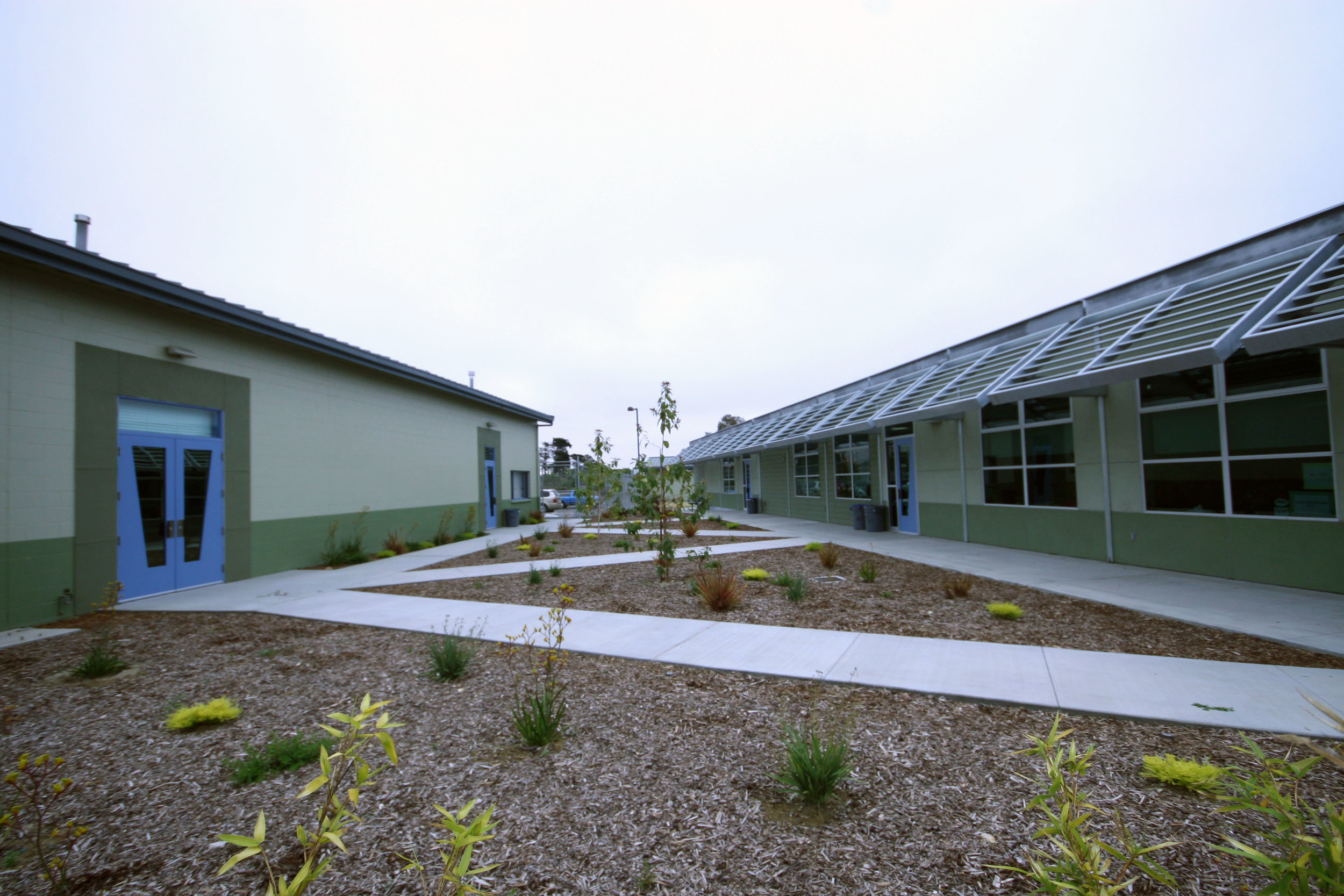 New Tech High School -