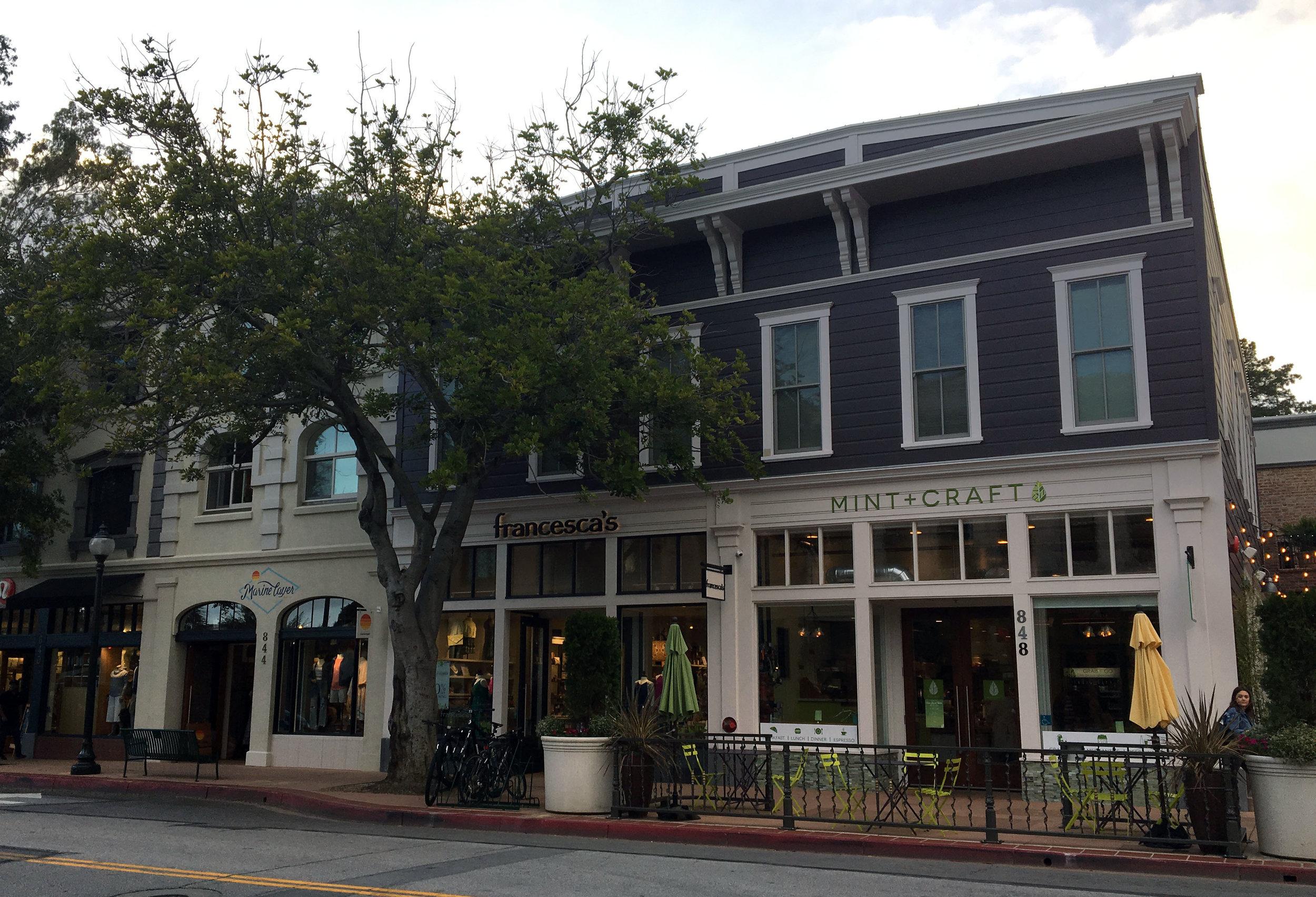 Monterey Street Mixed Use -