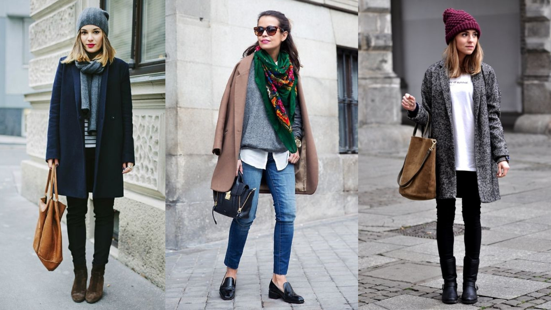 couleur, chic, winter, manteau, accesoire, look pop, fashion, mode, écharpe, bonnet