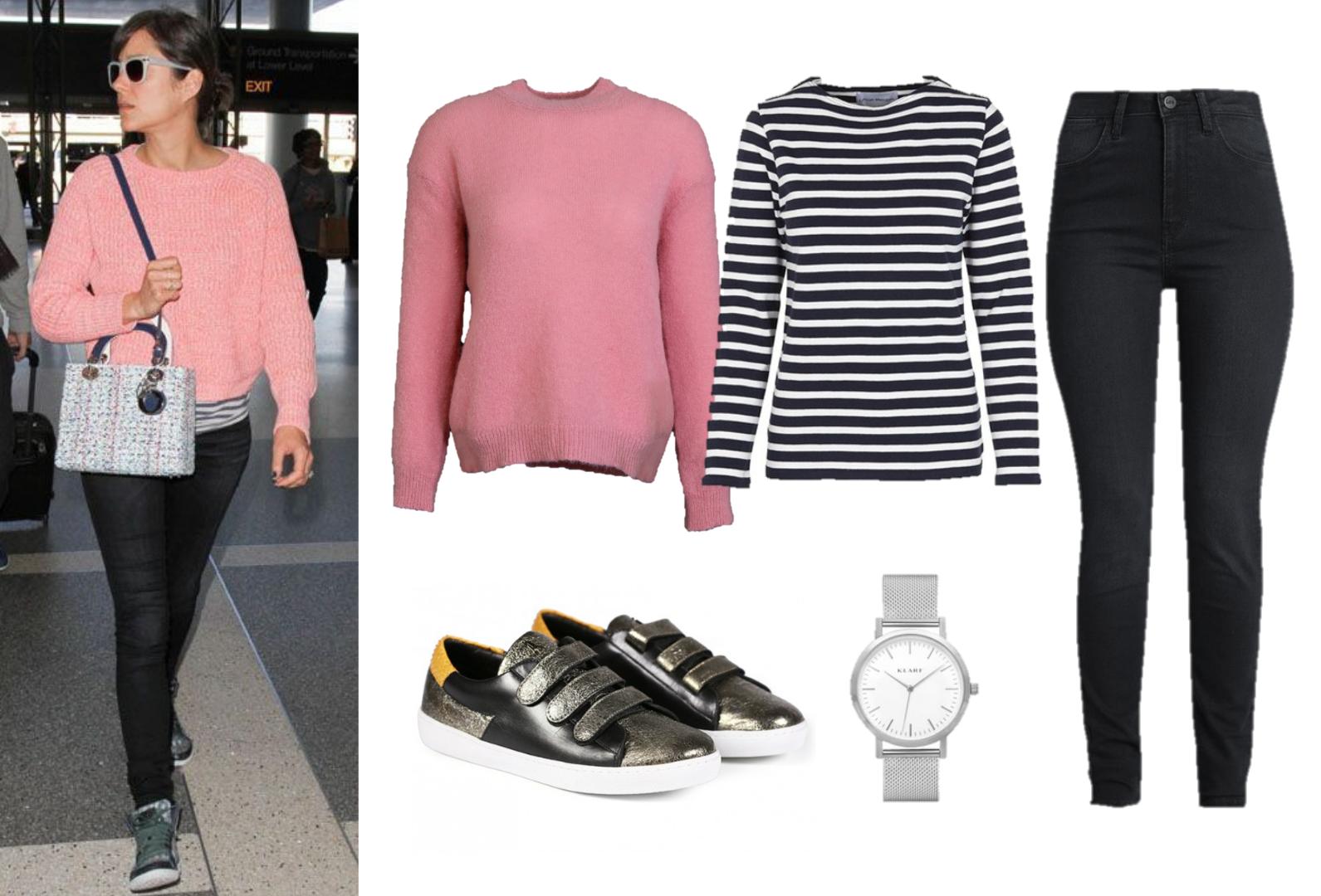 Pull Loreak, Marinière Loreak, Jeans Replay, Baskets Craie, Montre Klarf