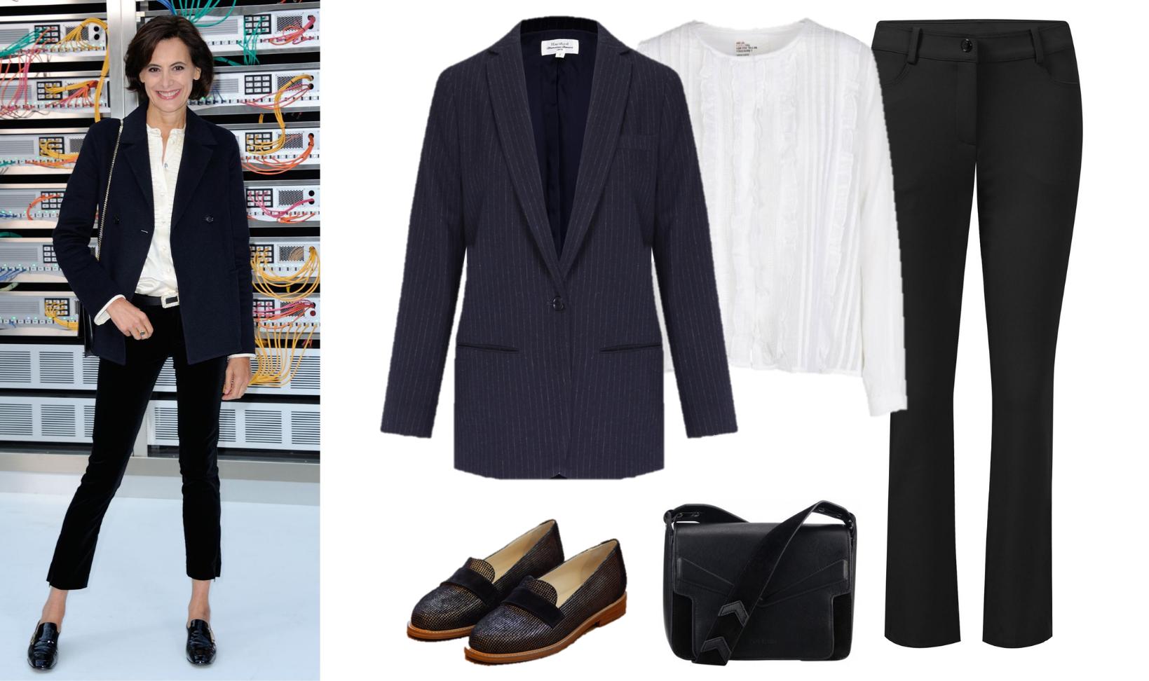 style, Inès de la Fressange, tendance, box, malle, shopping, confort, france, mannequin, mode, conseils