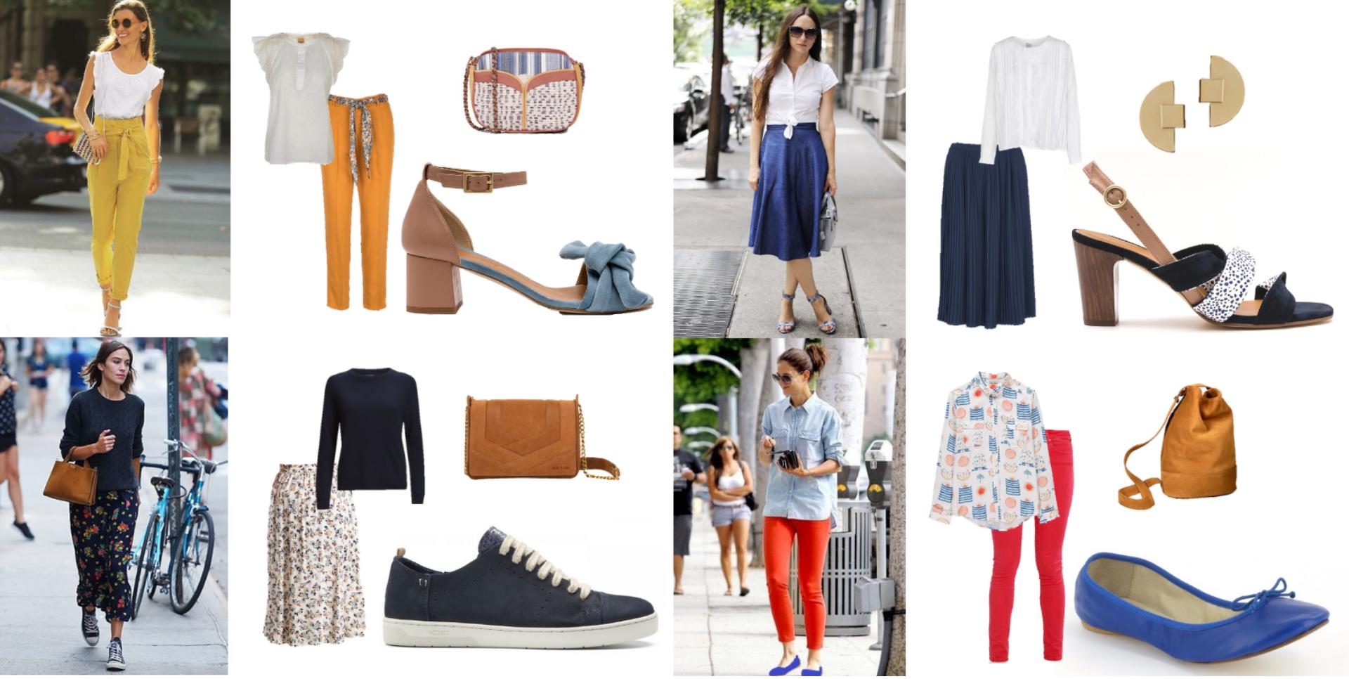 chaussures, tendance, couleur, bleu, shopping, styliste, printemps, mode, conseils