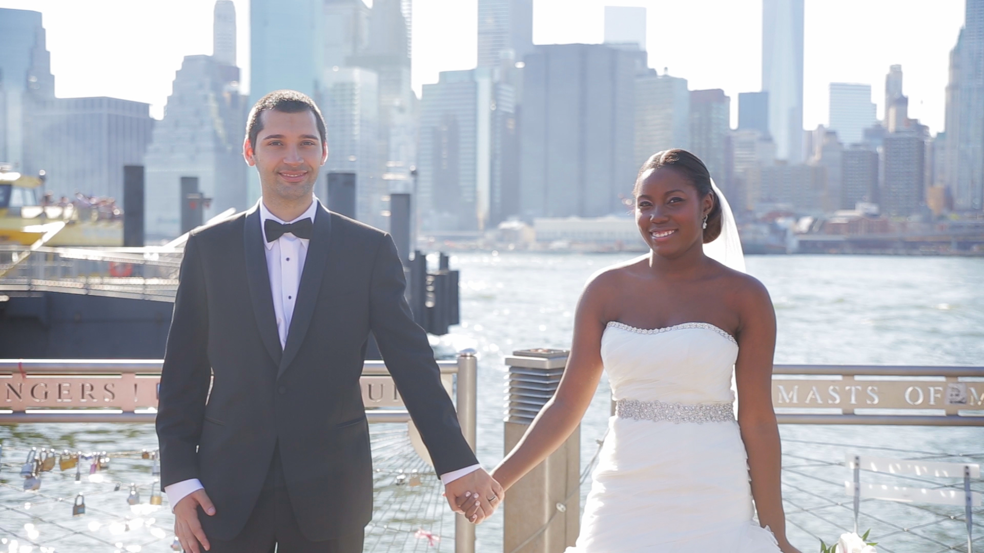 Daiya Andrei Wedding