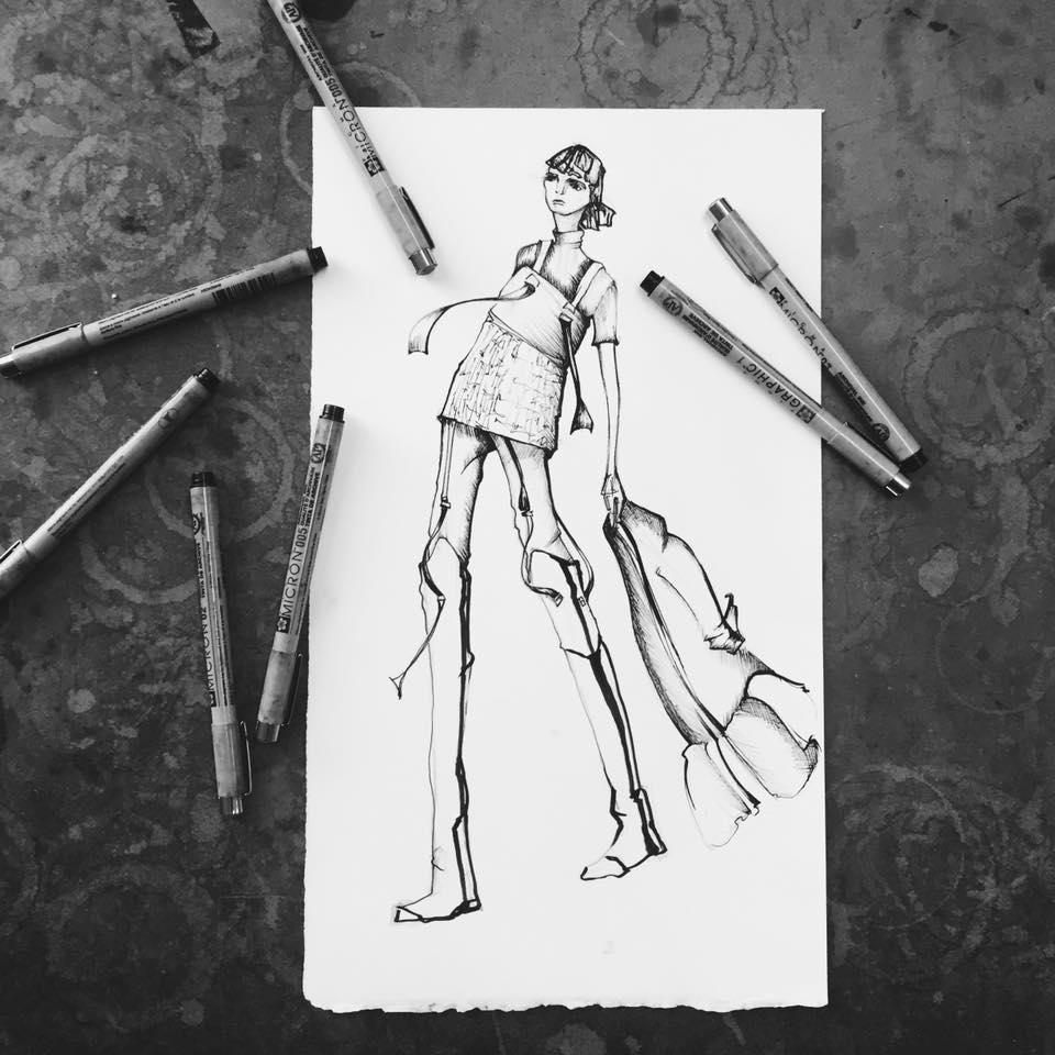 Illustration by Ashley Romasko