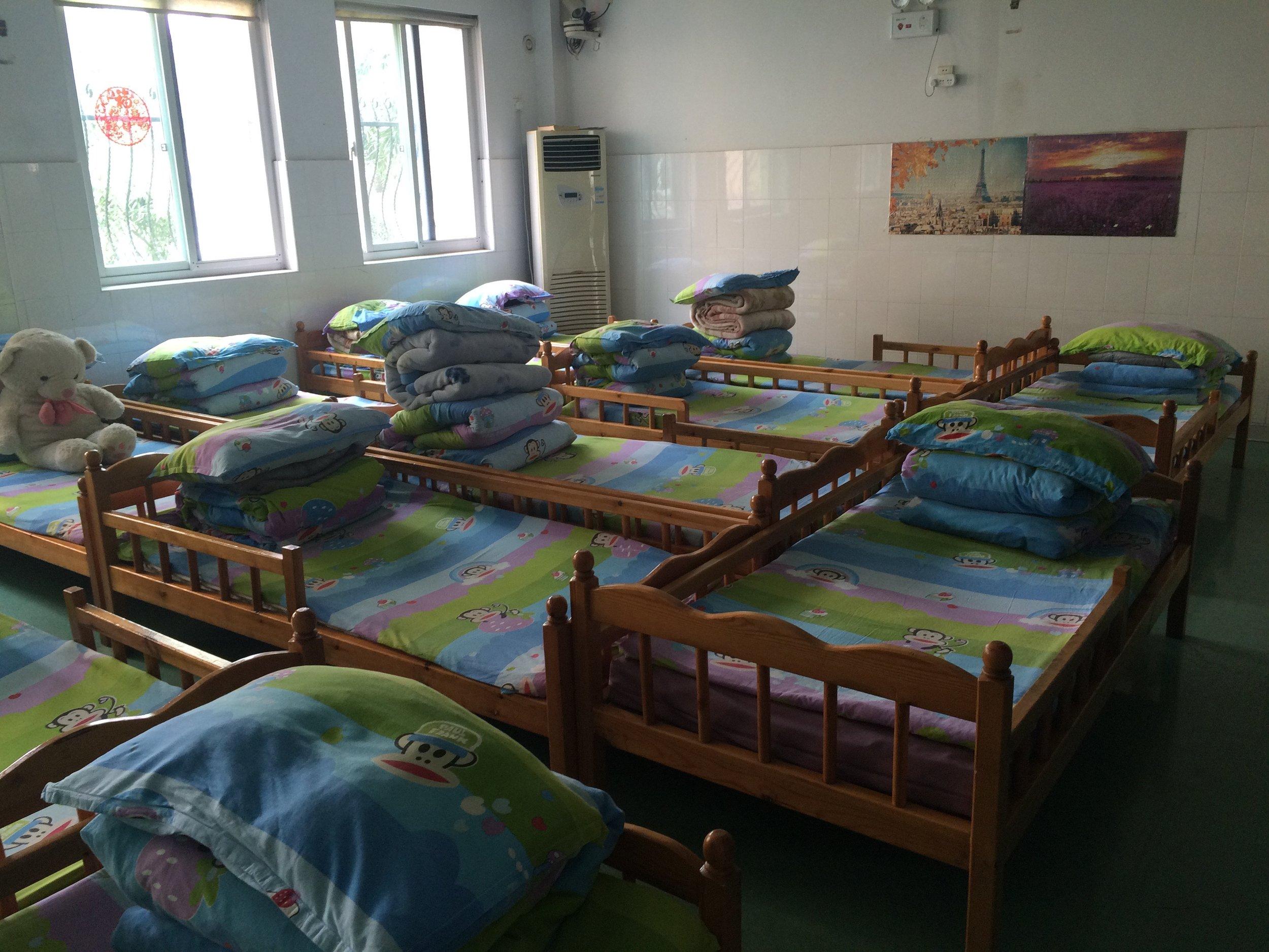Hangzhou Children's Welfare Institute captured by Abi.