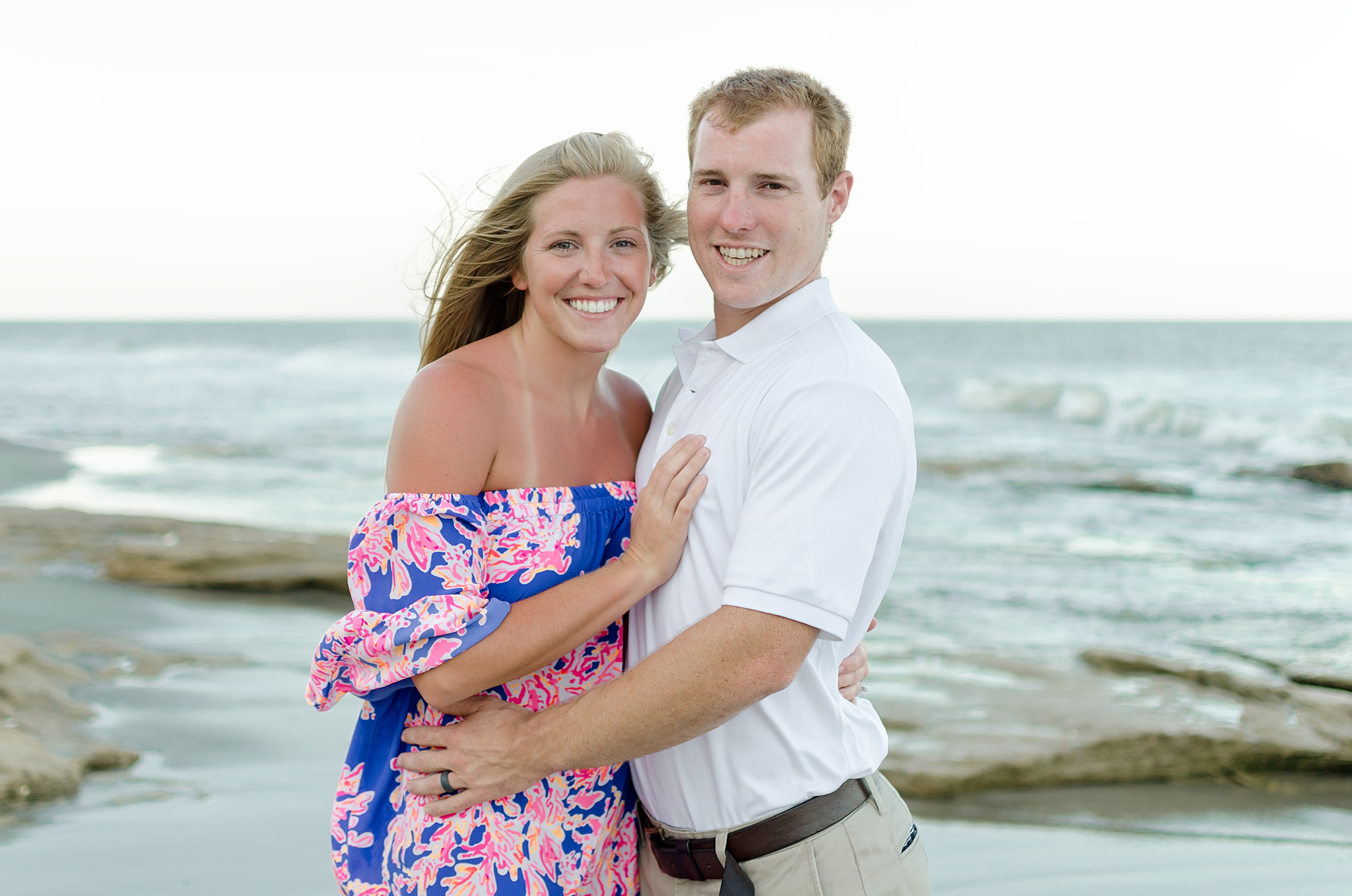 Kure Beach Family Portraits. NC