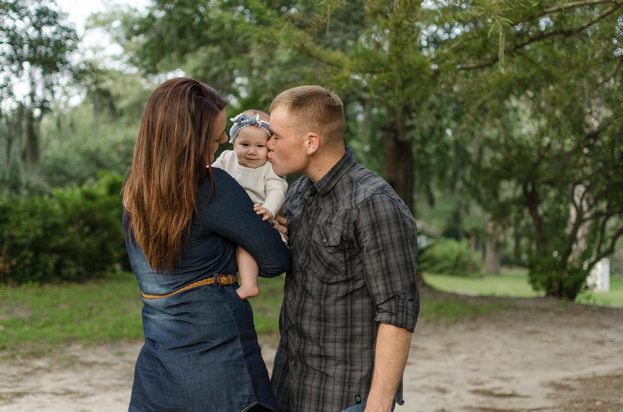 Family photography Wilmington, NC
