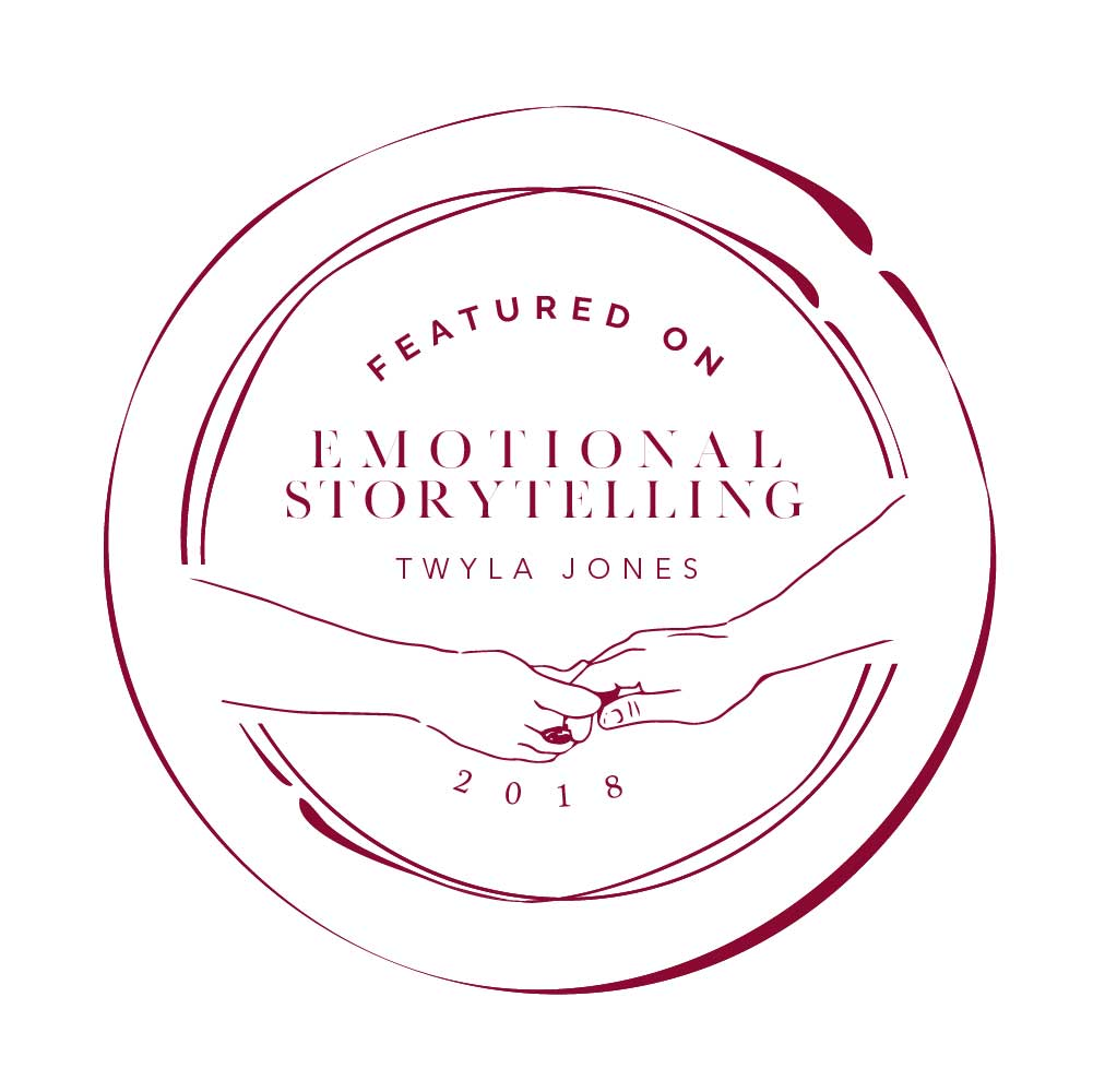 featured on emotional storytelling with twyla jones