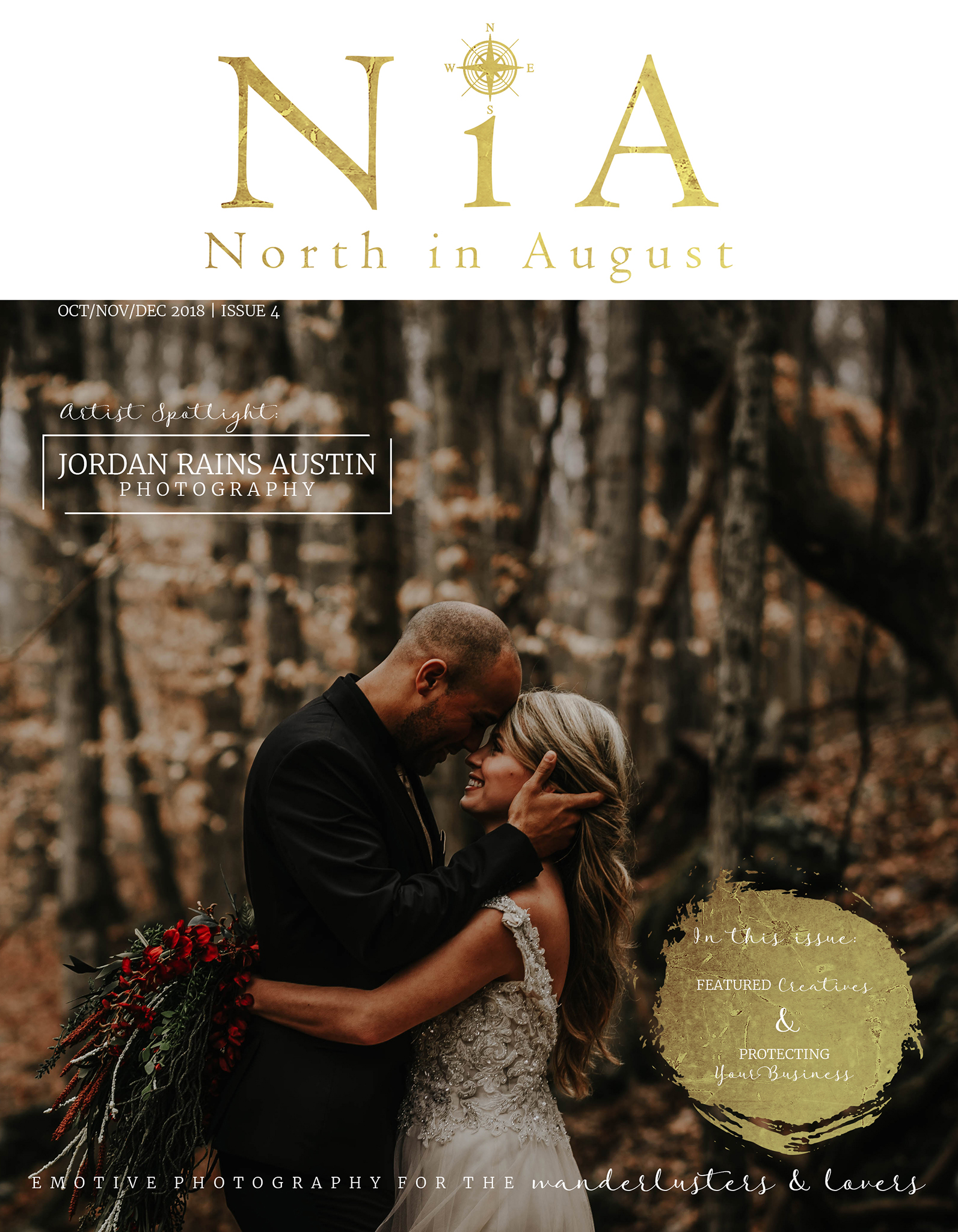 North in August | Issue 4