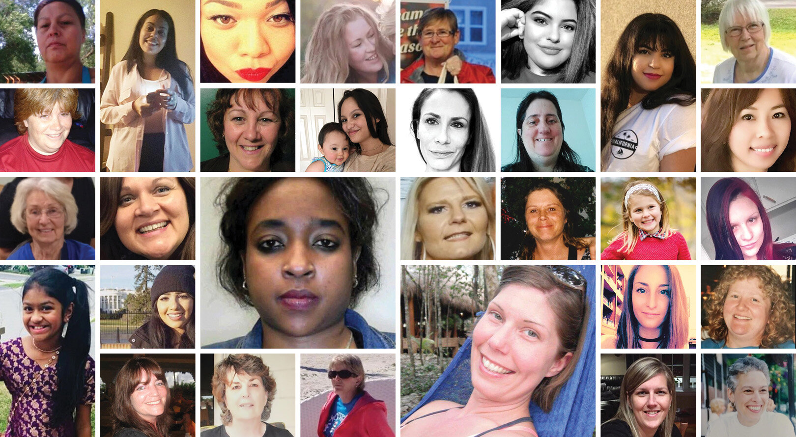 The women and girls pictured represent a tiny sample of those killed recently in Canada in confirmed or suspected incidents of domestic violence by men. Some of these cases are still before the courts. Their names are included at the end of this article.
