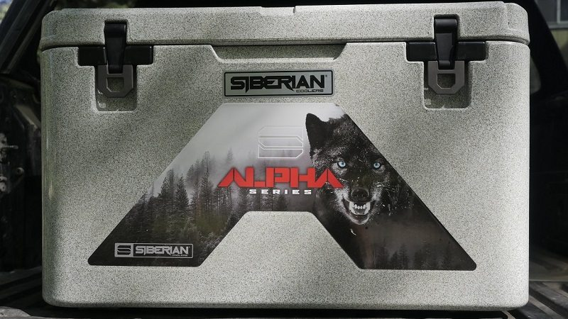 Siberian Coolers 85 Quart RokSlide Review   http://www.rokslide.com/review-siberian-alpha-85-by-josh-boyd/