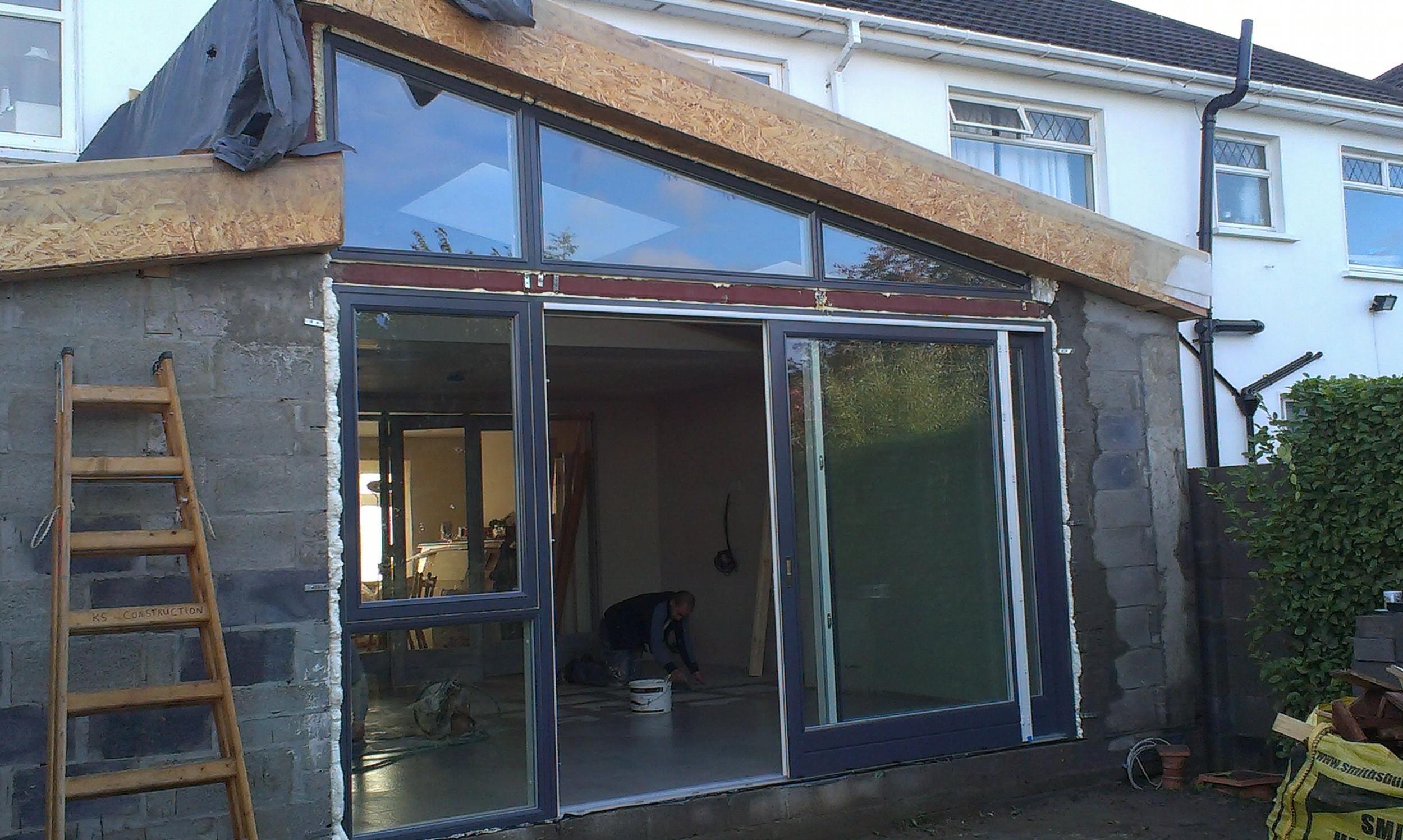 Dublin House Extension