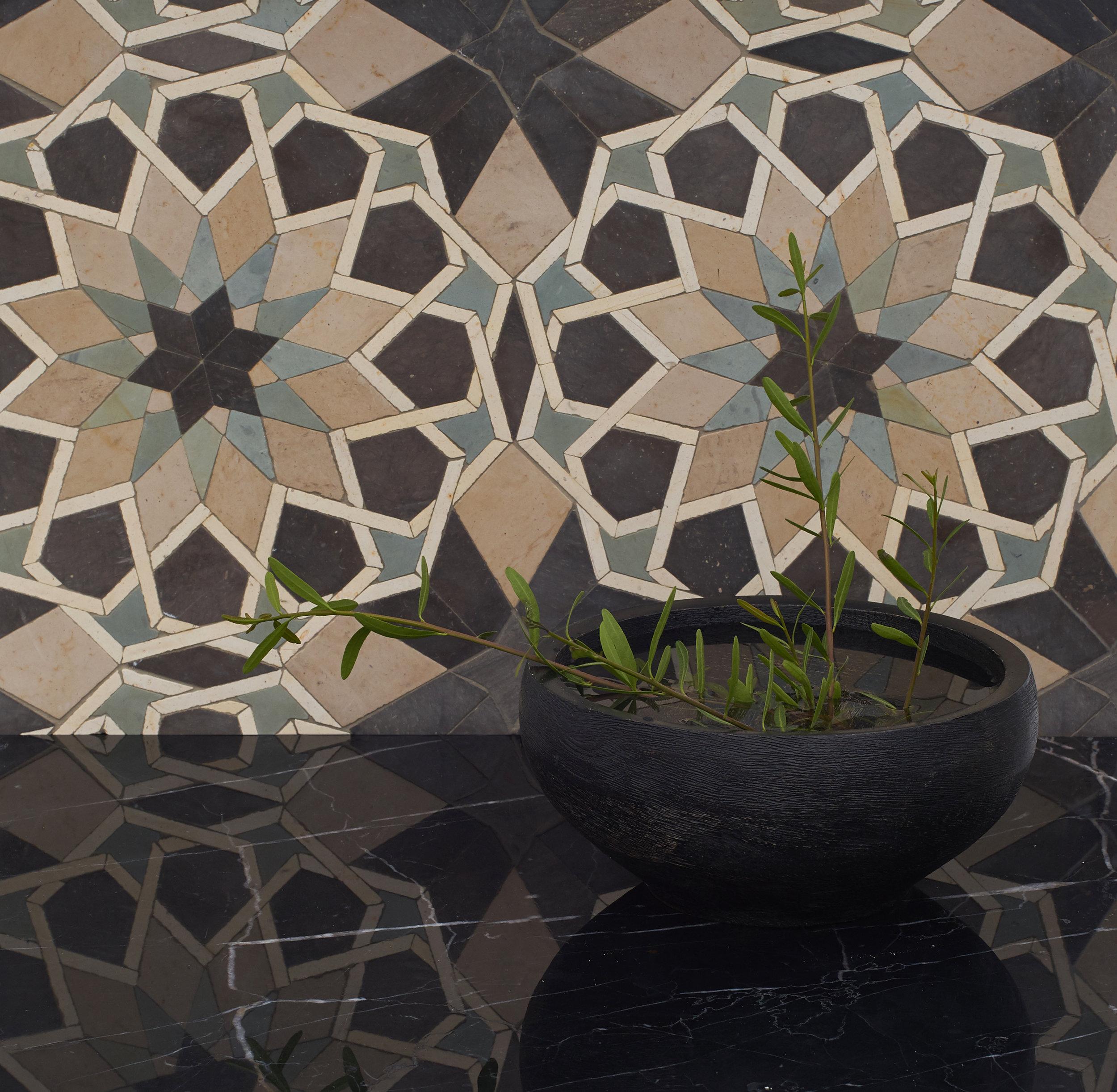 MS - Marble Systems - Baba Chic Laila - Mosaic - Backsplash.jpg
