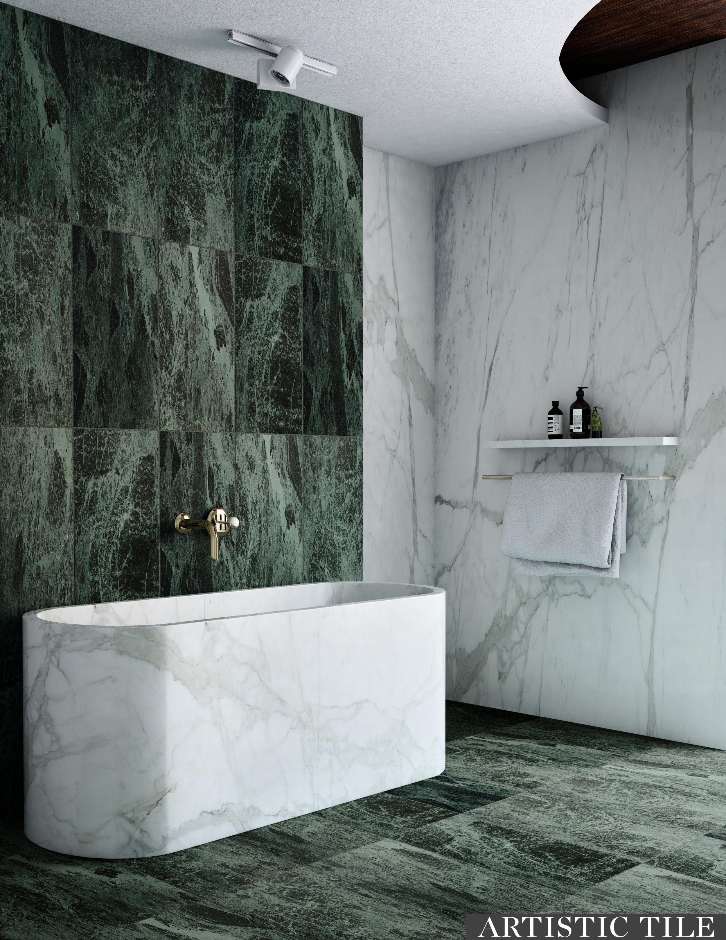 ART - Artistic -Verde Alpi - Natural Stone - Bathroom.jpg