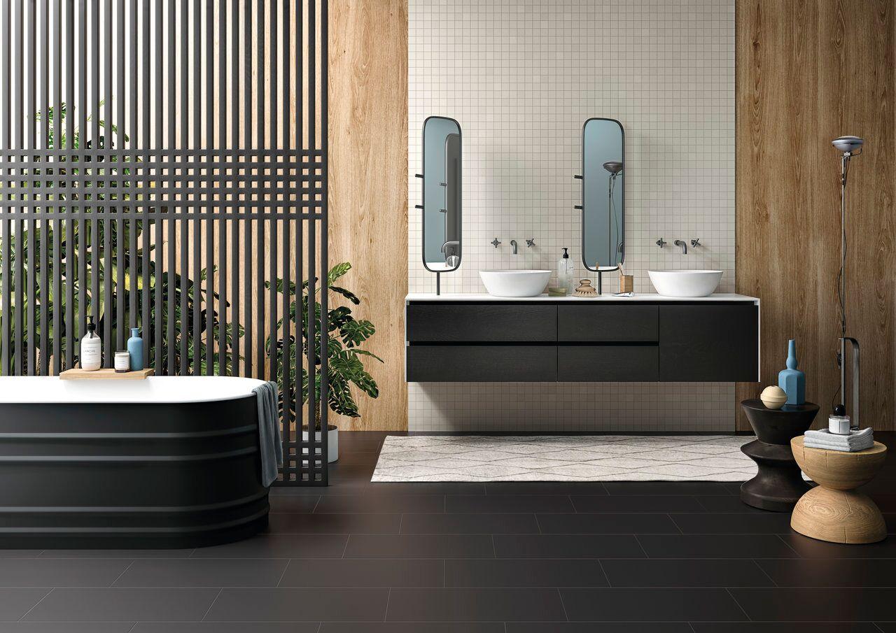 FI - Fiandre - UniColor Uni Nero - Porcelain - Bathroom.jpeg