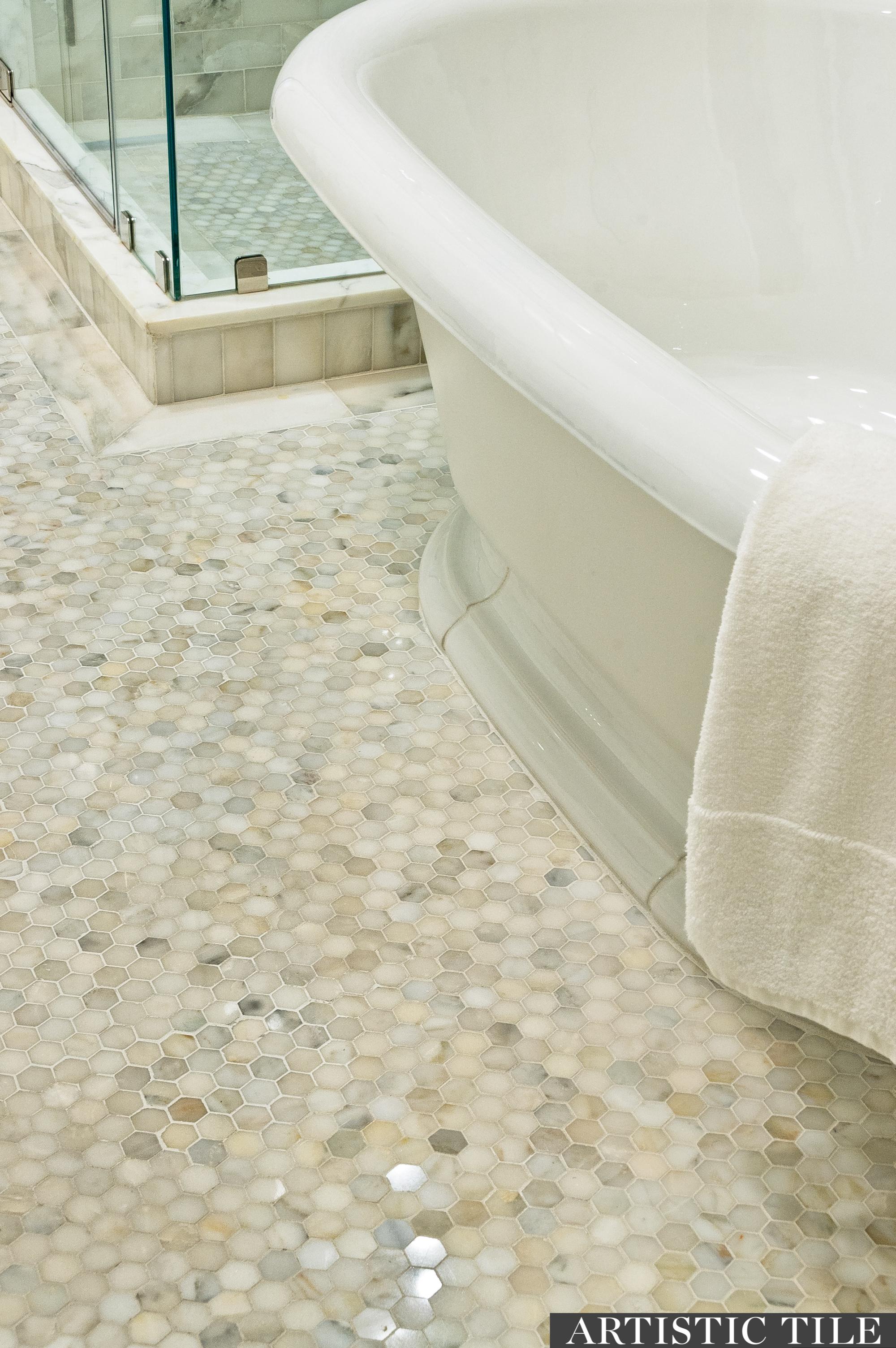 ART - Artistic - Calacatta Gold hex- Natural Stone - Bathroom.jpg