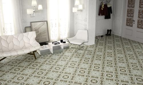 ART- Artistic - Hydraulic Grey - Porcelain - Living Areas.jpg
