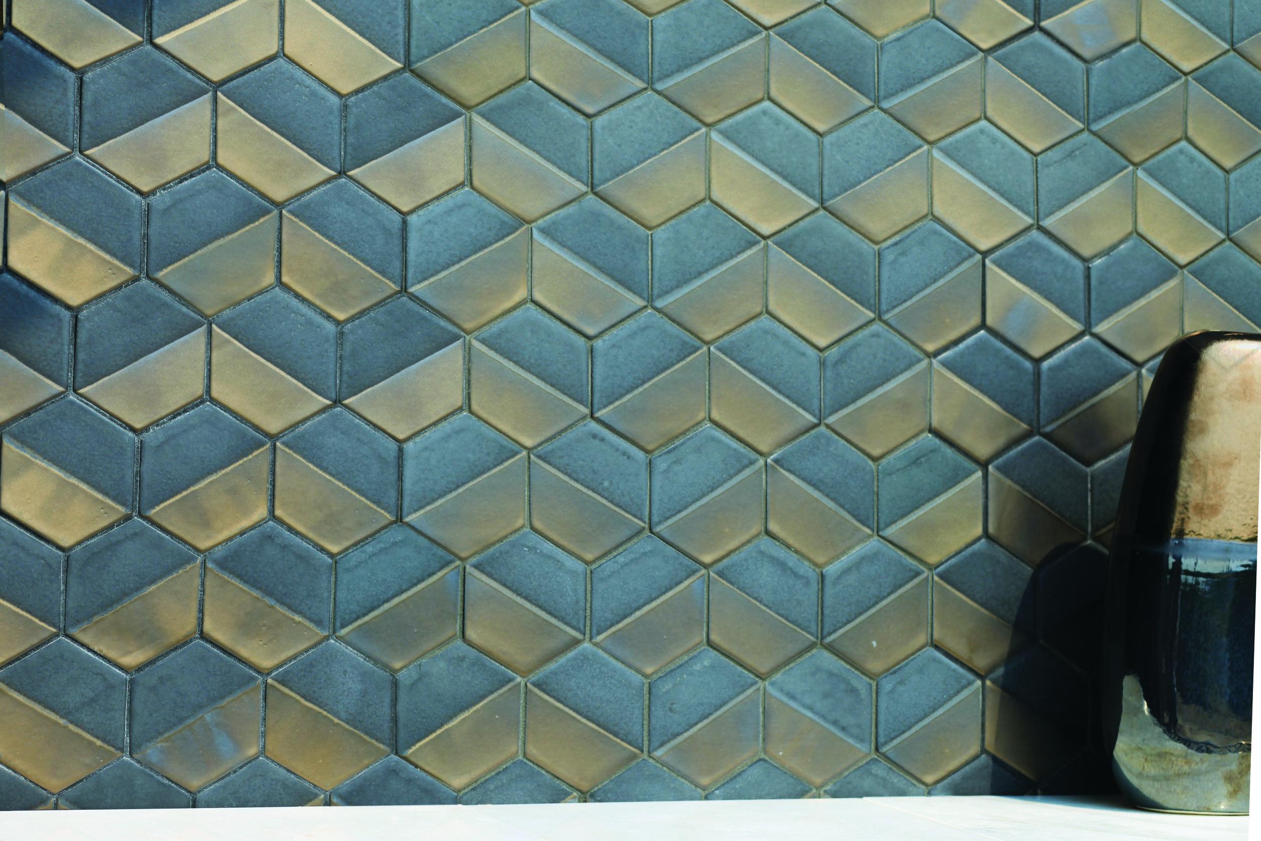 EN - Encore -Hex 3.5 cookie rodin chevron pattern - Mosaic - Living Spaces.jpg