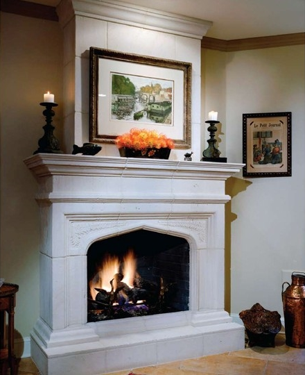 MM- Materials Marketing  - Stone fireplace mantel - Natural Stone - Fireplaces.jpg
