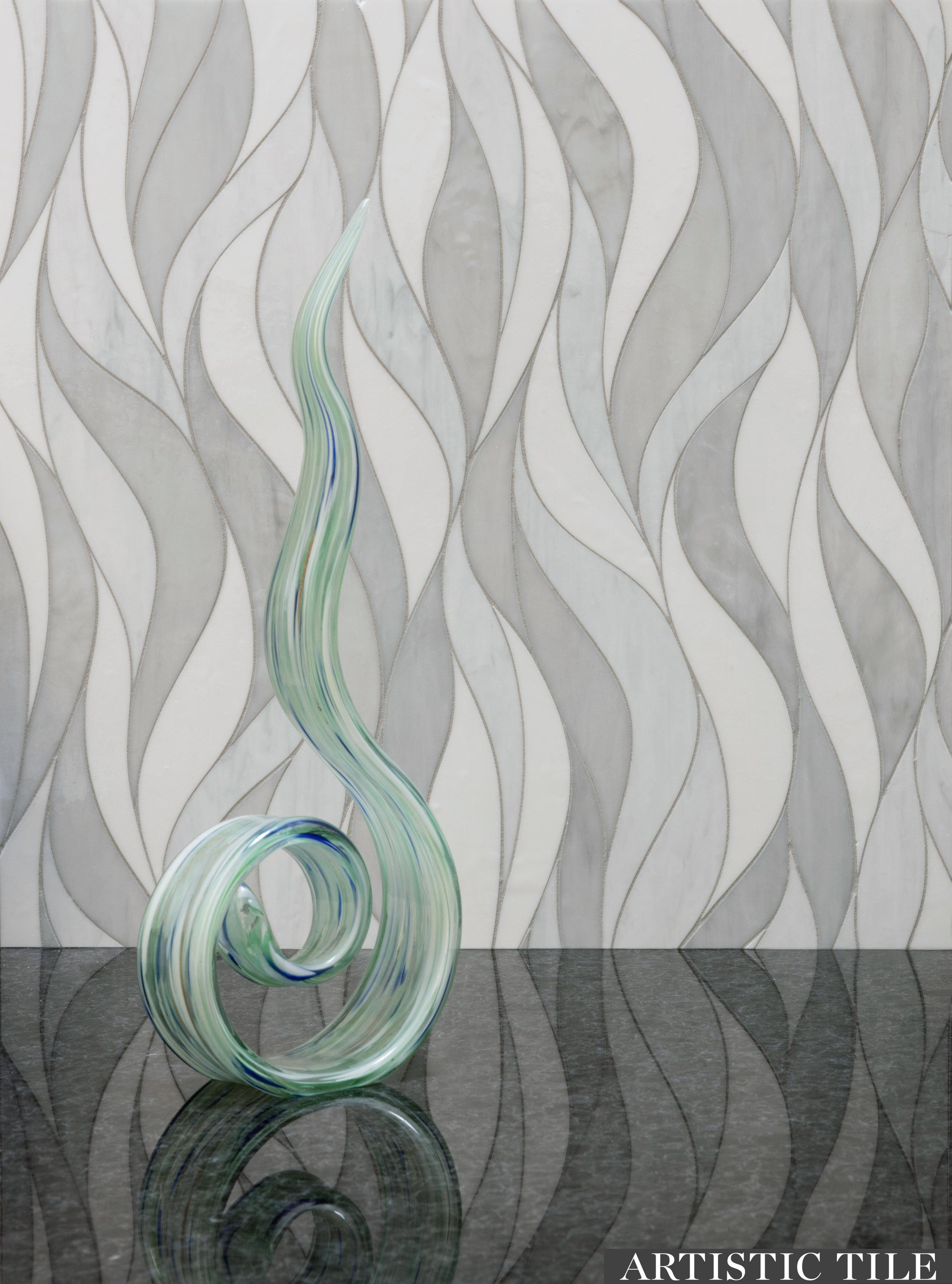 ART - Artistic -Tresses White - Glass - Mosaic.jpg