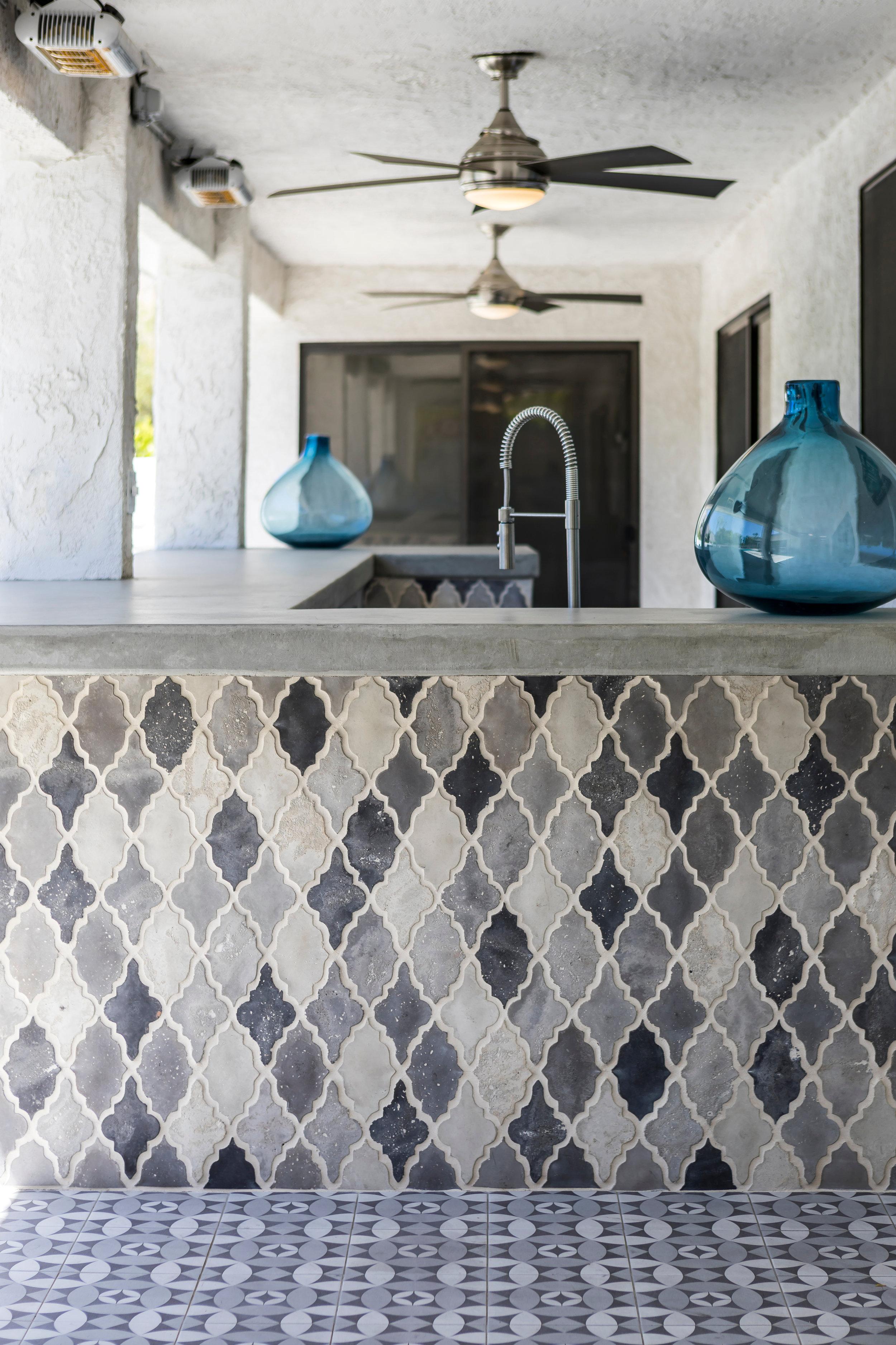AB - Arto -Artillo Arabesque 12 Montage Grays - Mosaic Tile - Living Areas.jpg