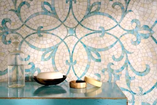 NE- New Ravenna - Mirabel QU with AQ jewel glass - Mosaics - Bathroom.jpg