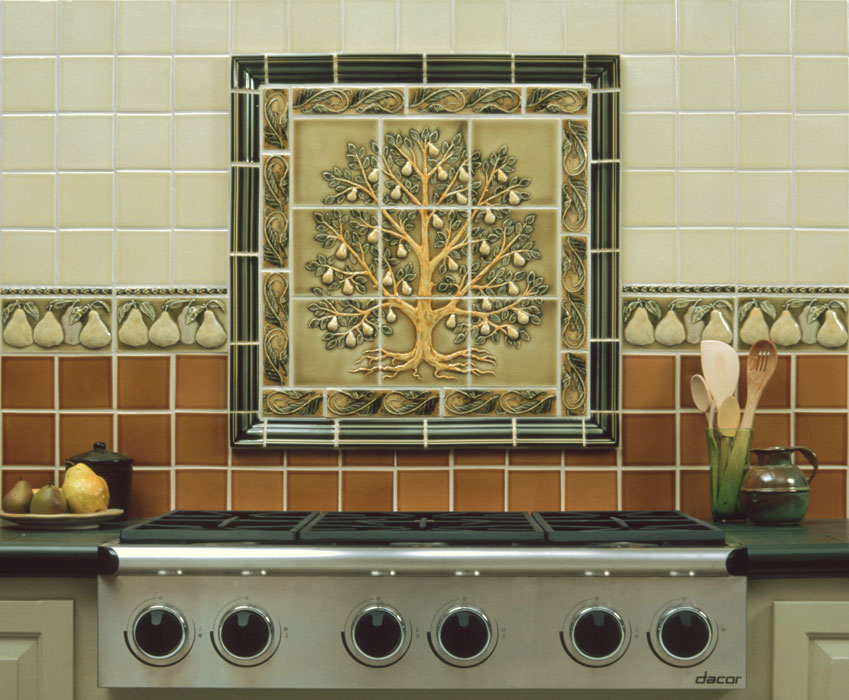 PR- Pratt & Larson - Pear Tree backsplash - Murals - Kitchen.jpg