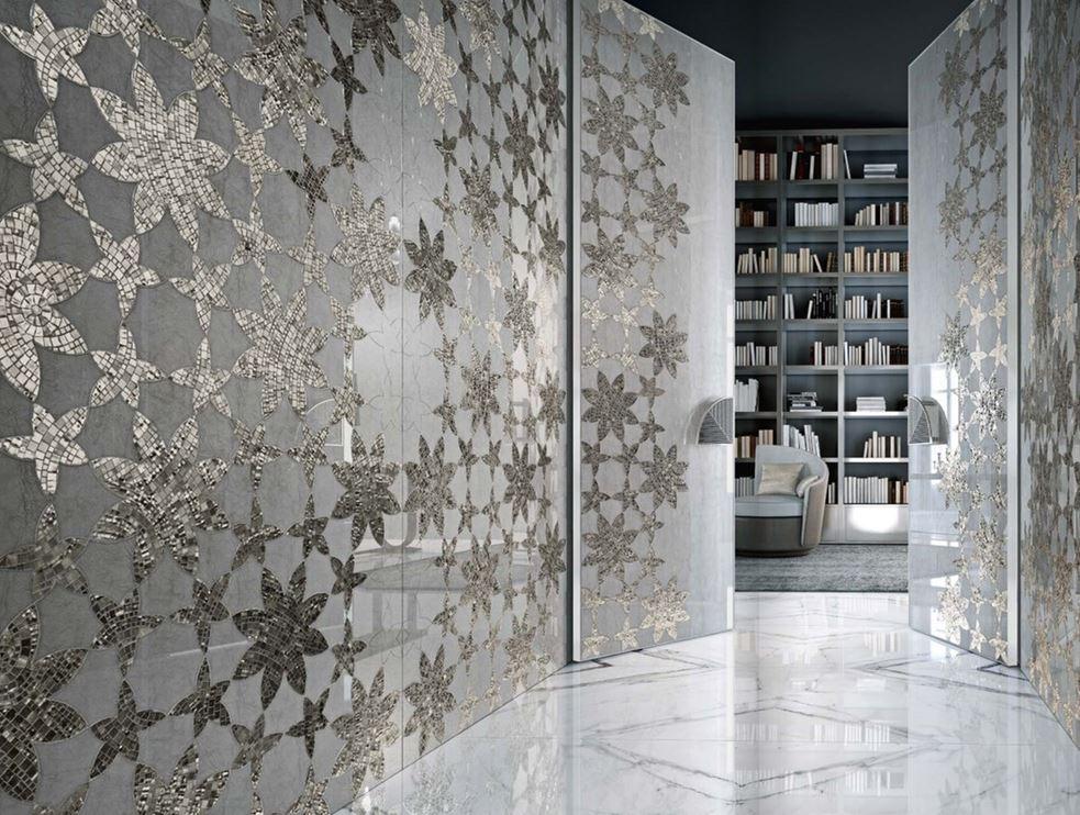 SI - Sicis - Etoiles Mosaic - Metallic tile.JPG
