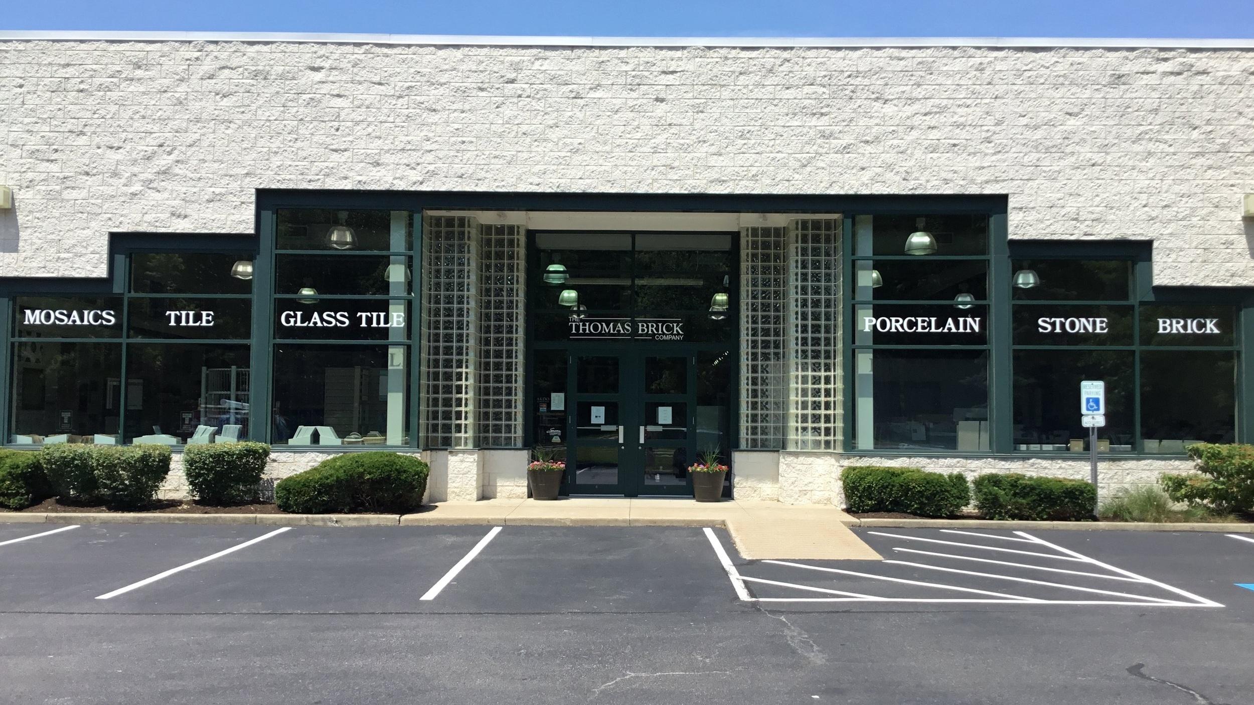 Thomas Brick Tile Stone Cleveland showroom near me