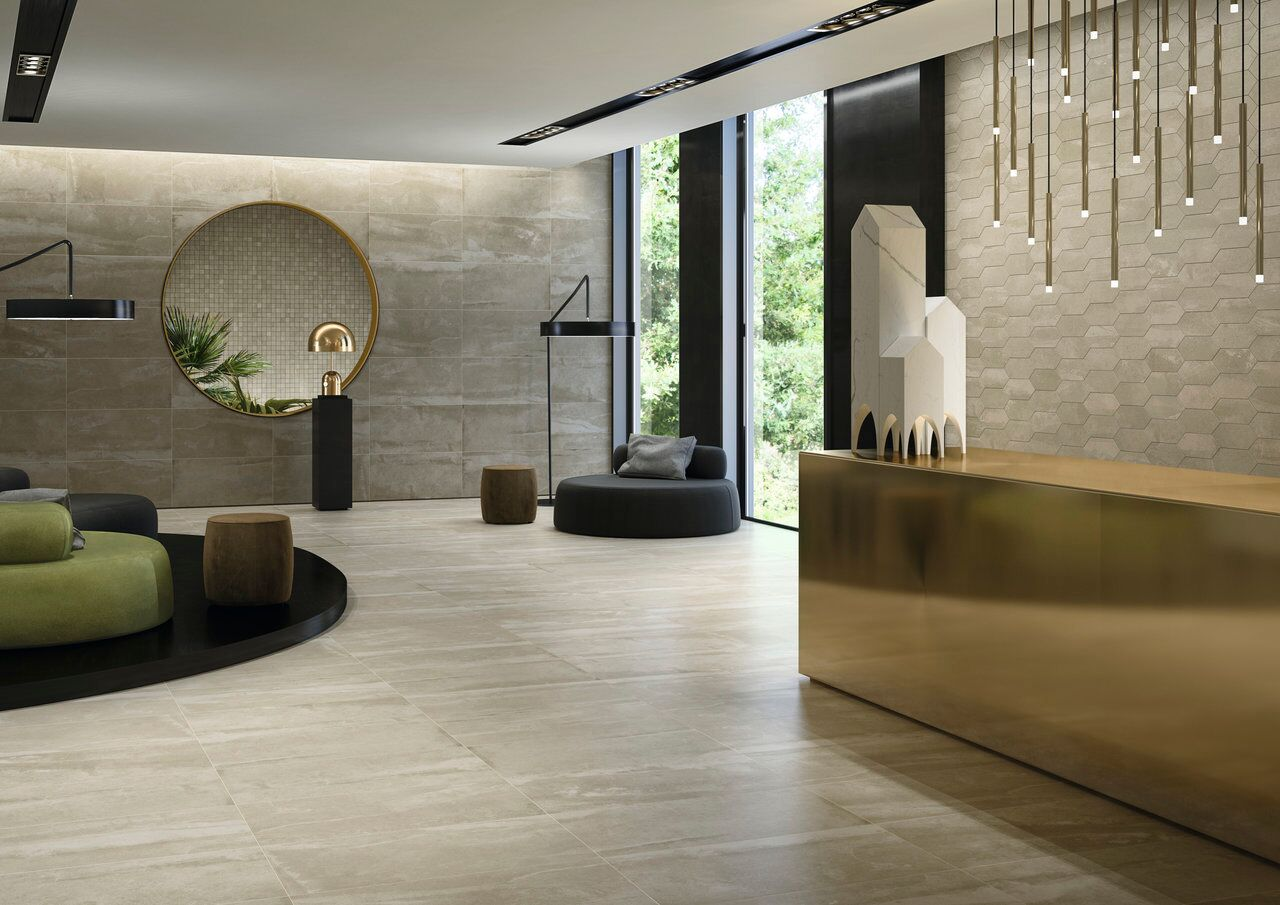 FI - Fiandre - Approach Taupe - Porcelain - Living spaces.jpeg