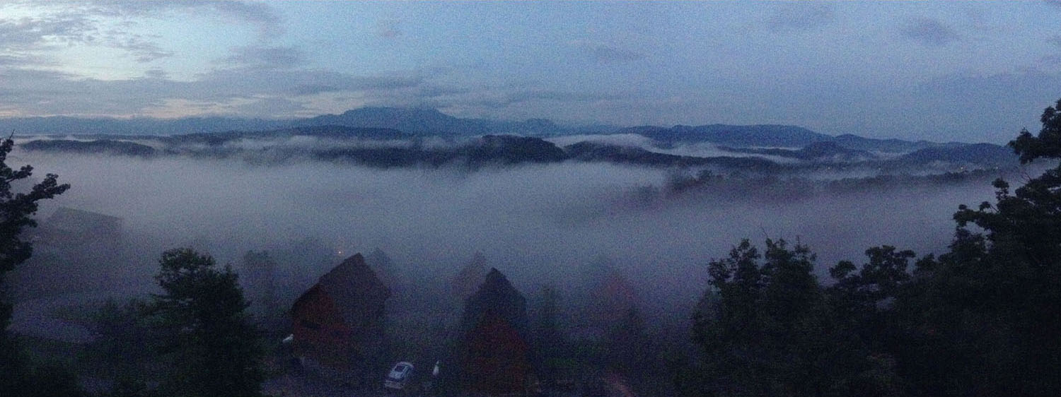 Cabin Panoramic 2  | Pigeon Forge, Tennessee