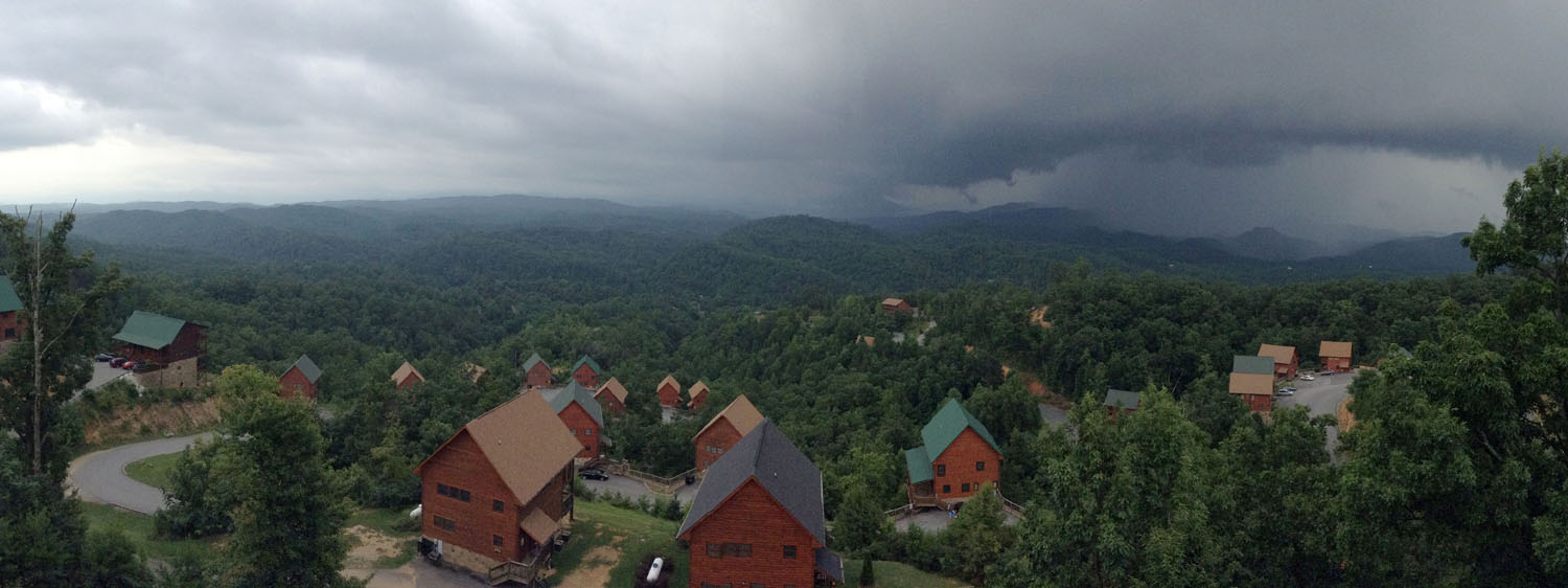 Cabin Panoramic 5  | Pigeon Forge, Tennessee