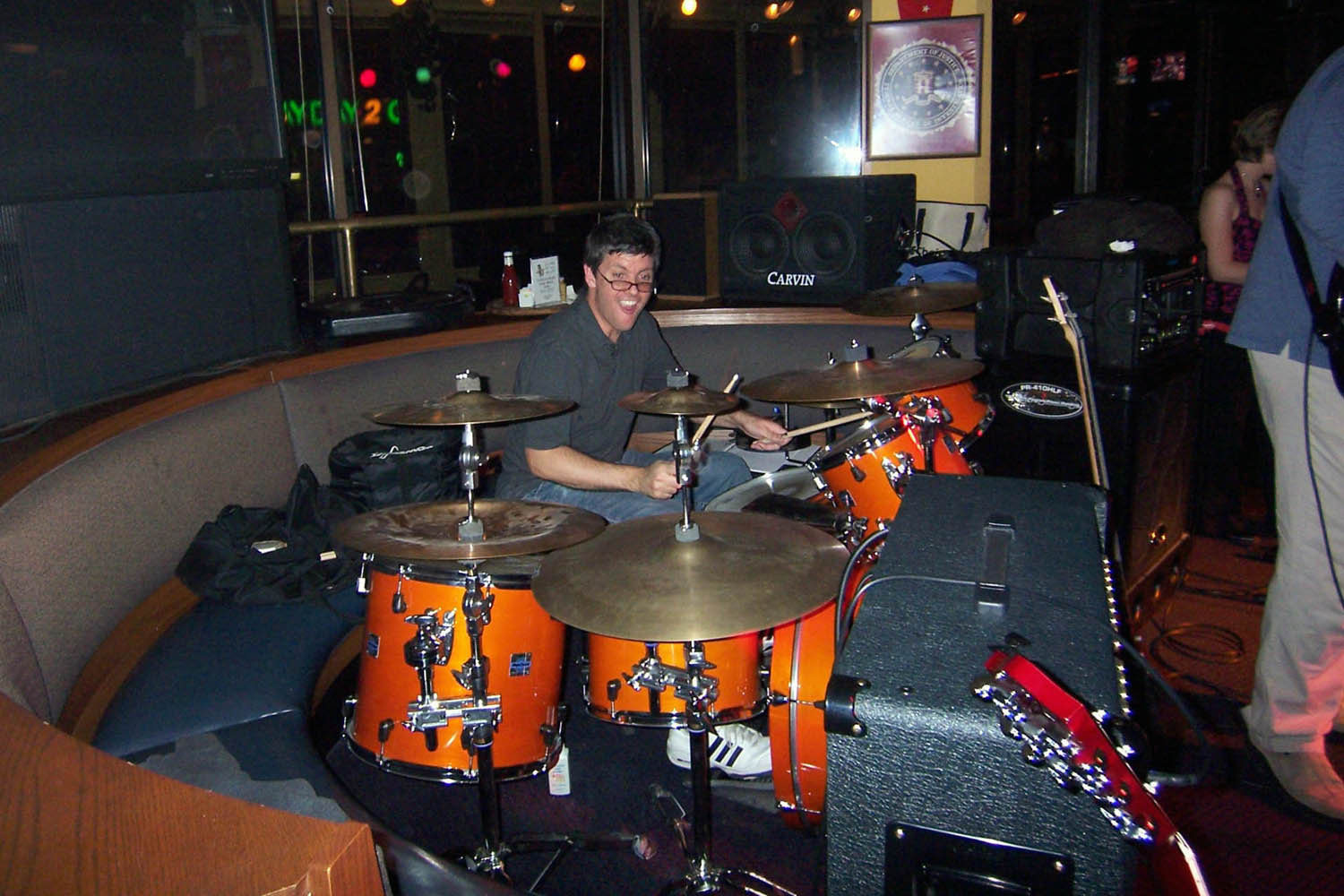 Bobby at the Drums.jpg