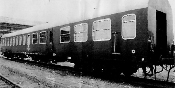 "The GDR prison train was called ""Grotewohl Express"" by the people who had the ""pleasure"" to ride it. Otto Grotewohl was the GDR's MP from 1949 till 1964 during which time this prison train was built and deployed."