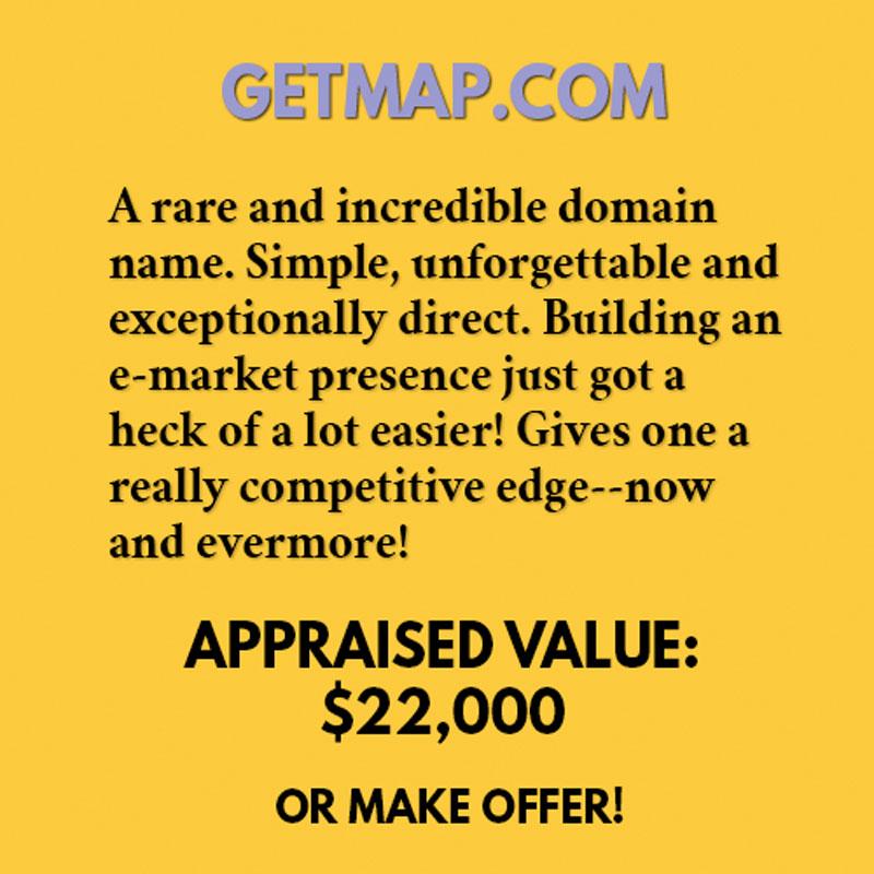 GETMAP.COM