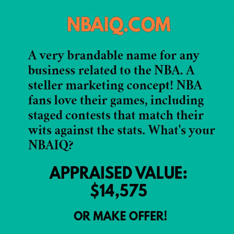 NBAIQ.COM