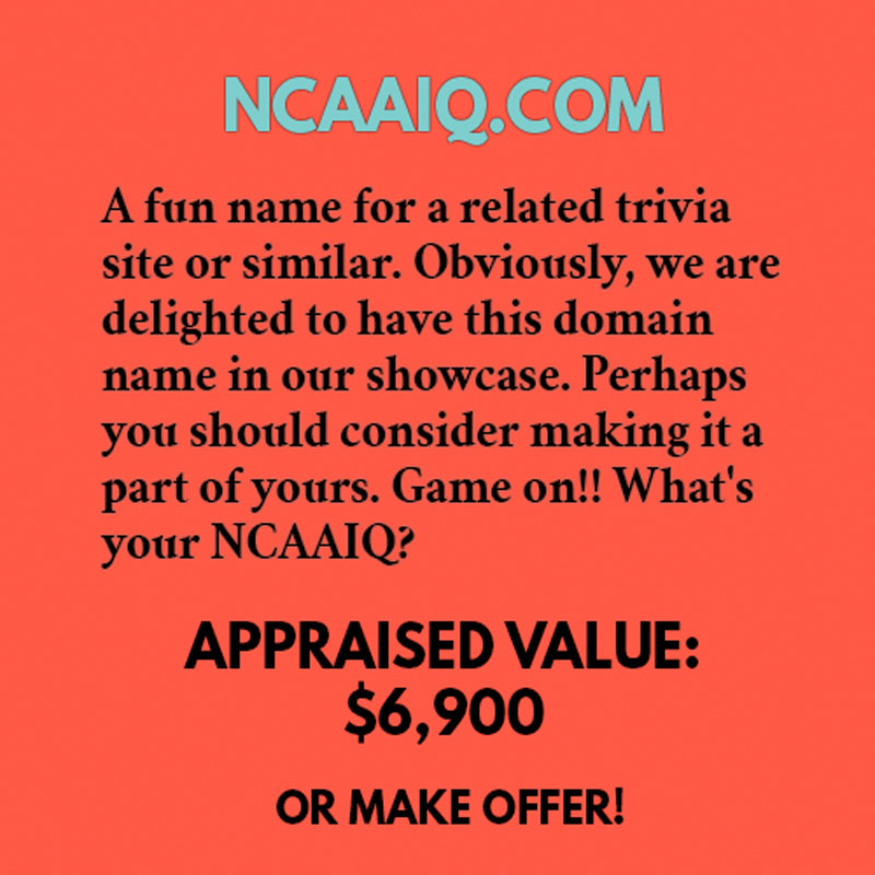 NCAAIQ.COM