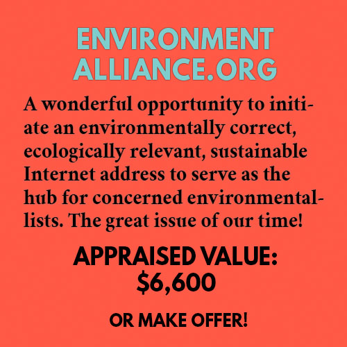 ENVIRONMENTALLIANCE.ORG