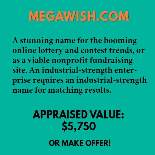 MEGAWISH.COM