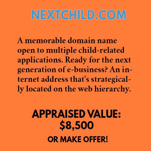 NEXTCHILD.COM