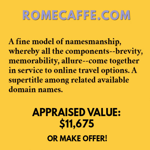 ROMECAFFE.COM
