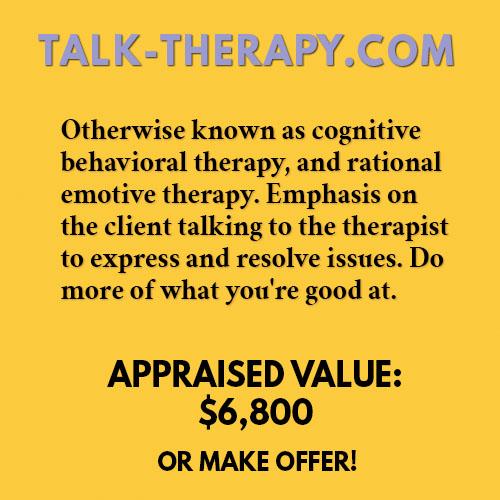 TALK-THERAPY.COM