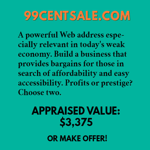 99CENTSALE.COM