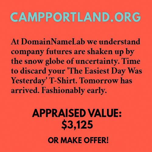 CAMPPORTLAND.ORG