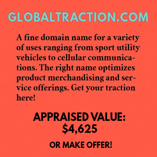 GLOBALTRACTION.COM