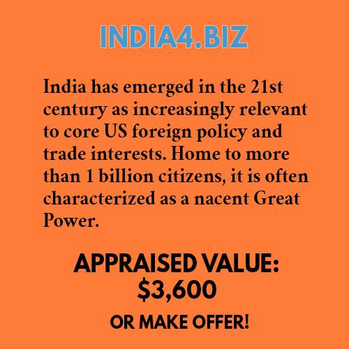 INDIA4.BIZ