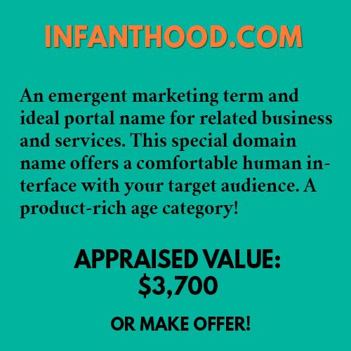 INFANTHOOD.COM