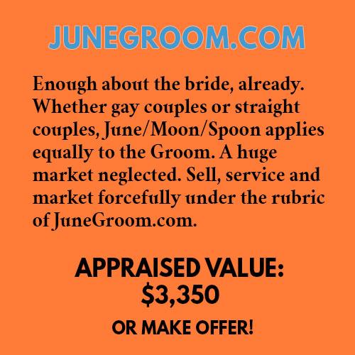 JUNEGROOM.COM