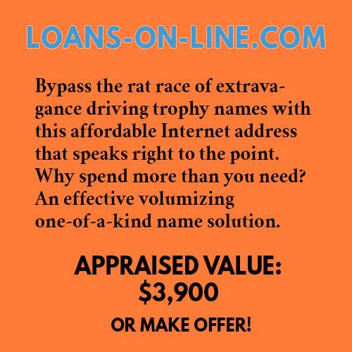 LOANS-ON-LINE.COM
